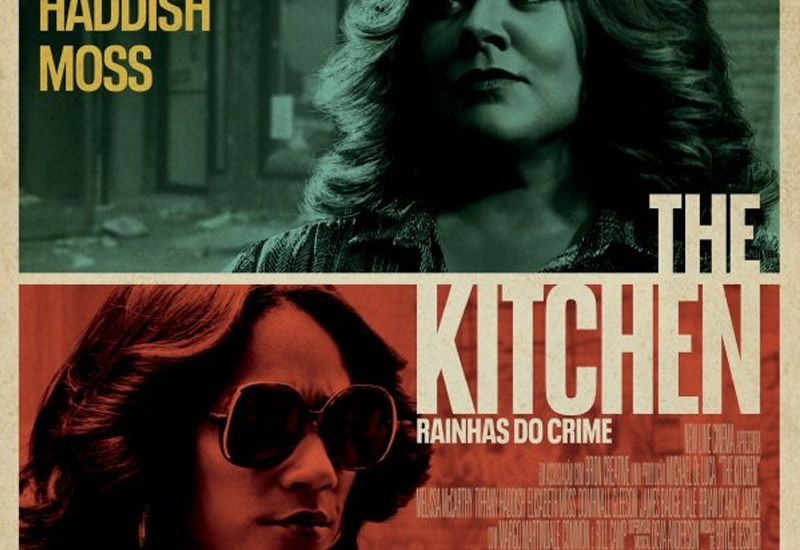The Kitchen - Rainhas do Crime, no Cine Praia