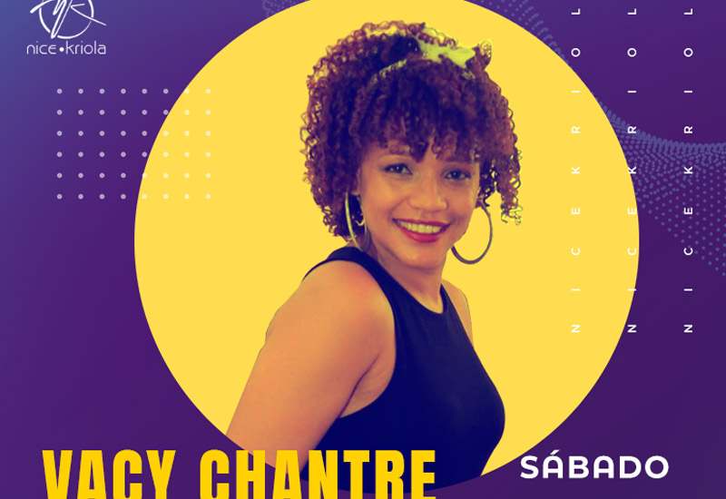 Vacy Chantre & Banda, no Nice Kriola